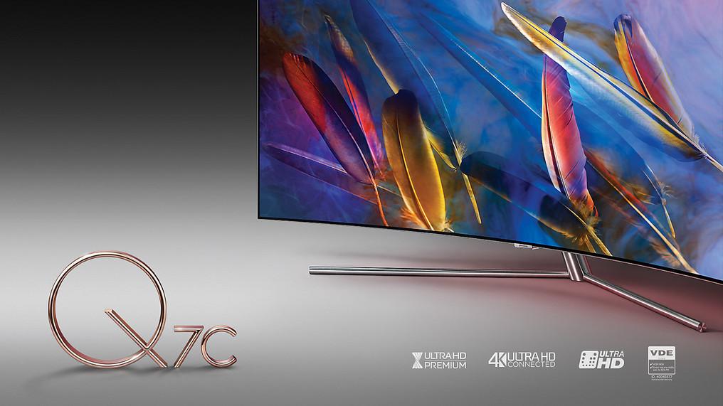 QLED. Noua generație de televizoare.