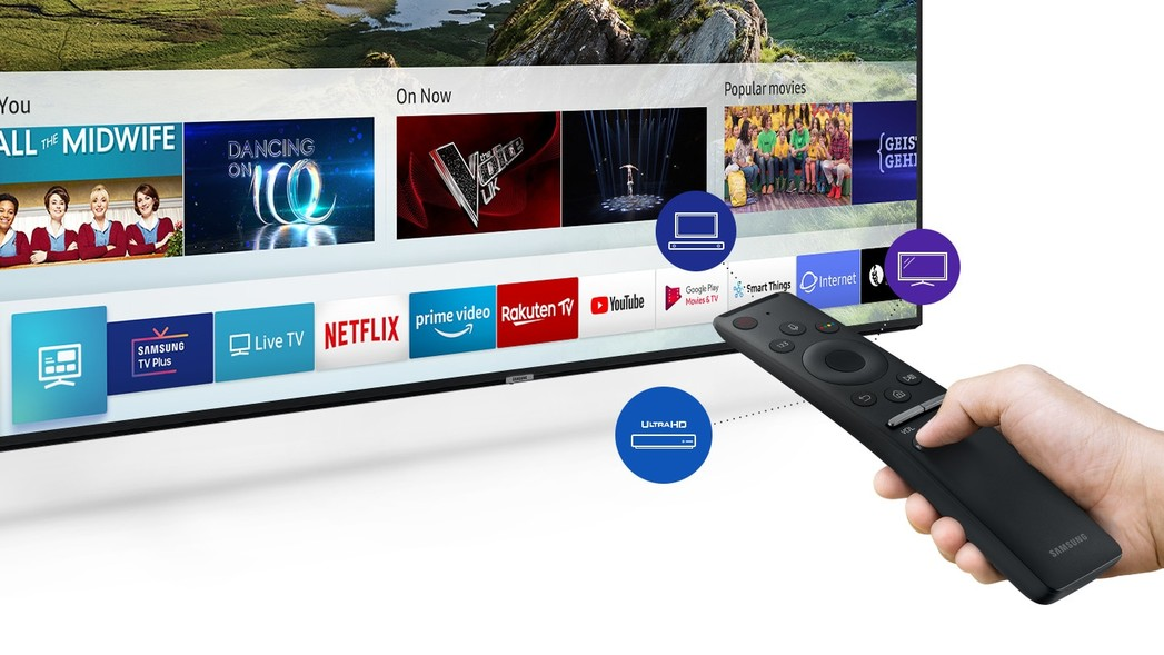 Smart Hub & One Remote