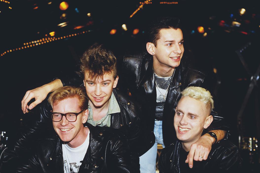 Image result for depeche mode 1986