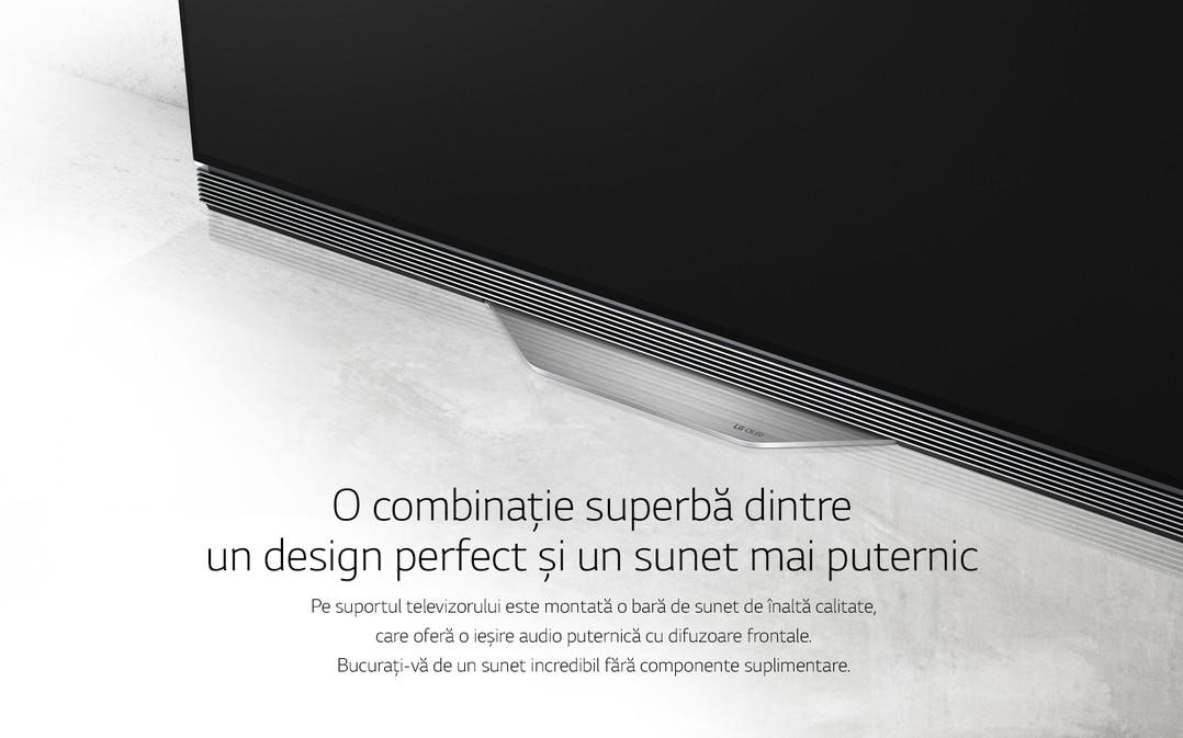 O combinație superbă dintre un design perfect și un sunet mai puternic