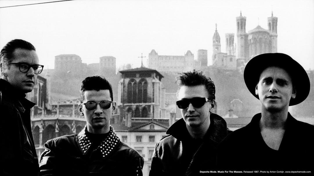 Image result for Depeche Mode – 1987
