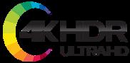 Image result for 4k hdr logo