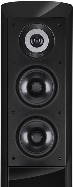 Avantera III black highgloss front top