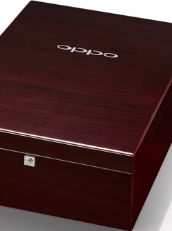 OPPO PM-1 Headphone Wood Box