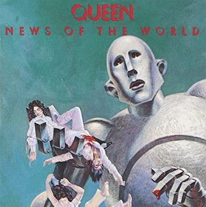 Queen, Freddie Mercury, Roger Taylor - News Of The World - Amazon.com Music