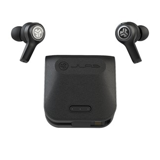 JBuds Air Executive True Wireless Earbuds with charging case