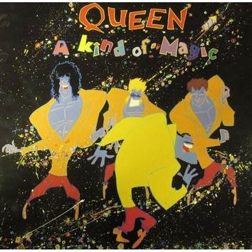 Queen-A Kind Of Magic-CD - eMAG.ro