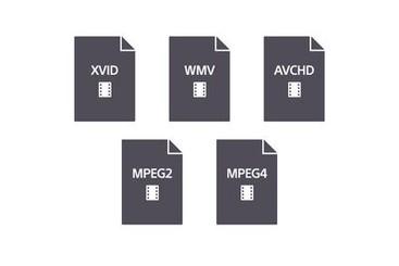 Sigle de formate de streaming compatibile