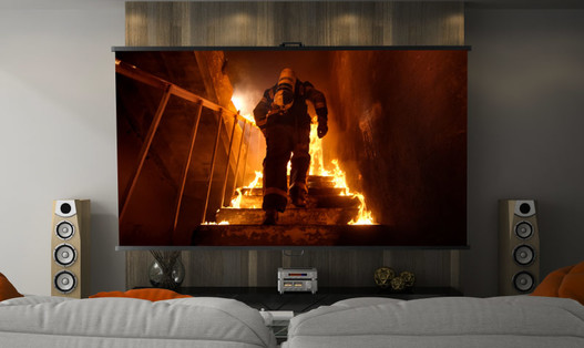 BenQ HDR projector unlike other HDR projectors lose details and display incorrect greyscales