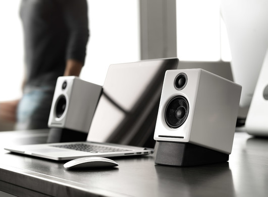 A2+ Desktop Speakers