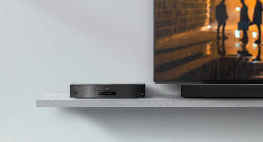 Panasonic 376W 3.1CH Dolby Atmos Soundbar SC-HTB700GNK