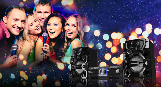 Аудио система Panasonic SC-AKX710E-K SC-AKX710E-K - ниска цена от ...
