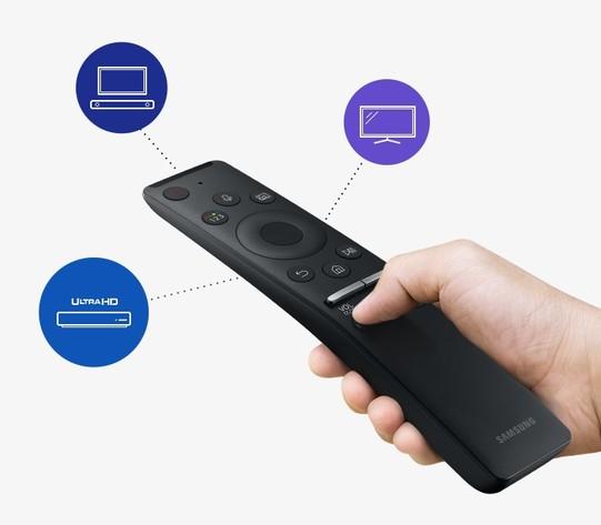 Control cu One Remote (Telecomanda unică)