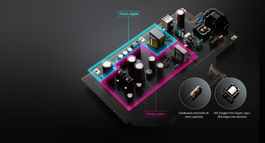 Blu-ray player Smart Ultra HD 4K PANASONIC DP-UB9000EGK, Wi-Fi ...