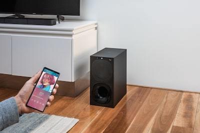 HT-S20R cu conectivitate Bluetooth®