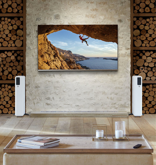 Q Active 400 with TV