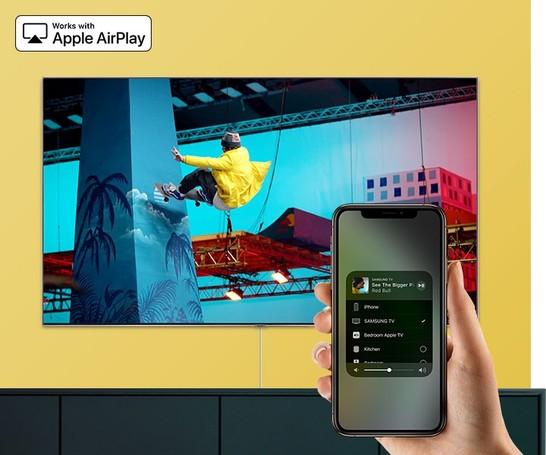 Funcționează cu AirPlay 2