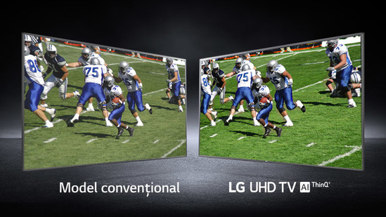 TBV UHSD Smart LG UN85 86 inch 4K