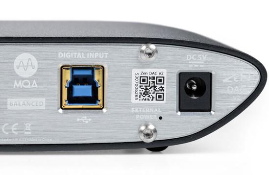 ZEN DAC V2 from iFi audio