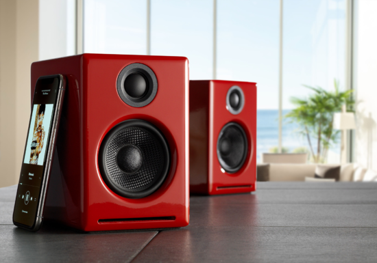 A2+bluetooth Computer speakers