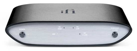 ZEN Phono — the ultra-affordable phono stage from iFi audio