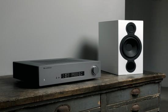 CXA61 and speaker