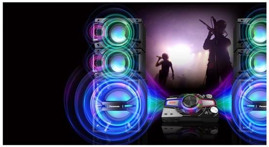 Minisistem Audio Panasonic SC-MAX7000EK detalii cumparare si livrare