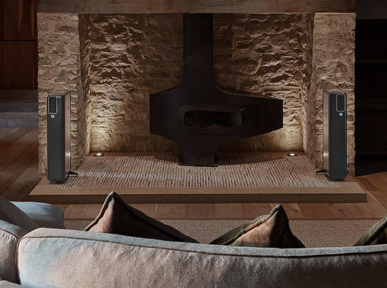 Q Active 400 fireplace