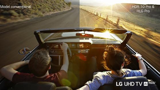 TBV UHSD Smart LG UN85 86 inch 4K