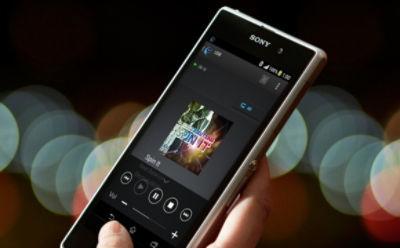 Aplicaţia SongPal pentru un control uşor al sistemului audio pentru acasă