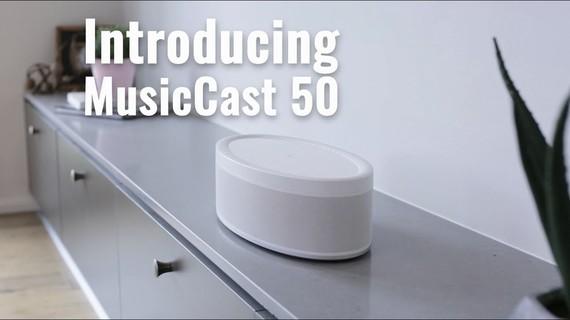 Image result for yamaha musiccast 50