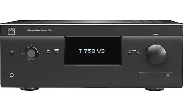 Image result for NAD T 758 V3