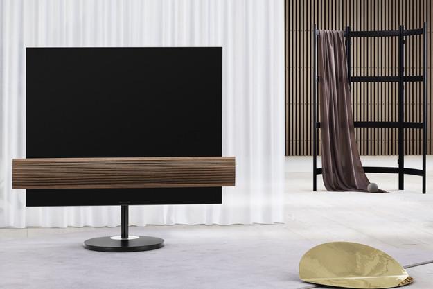 BeoVision Eclipse - OLED TV (4K) « B&O | LuxusSound.com