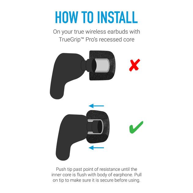How to Install TrueGrip for Samsung