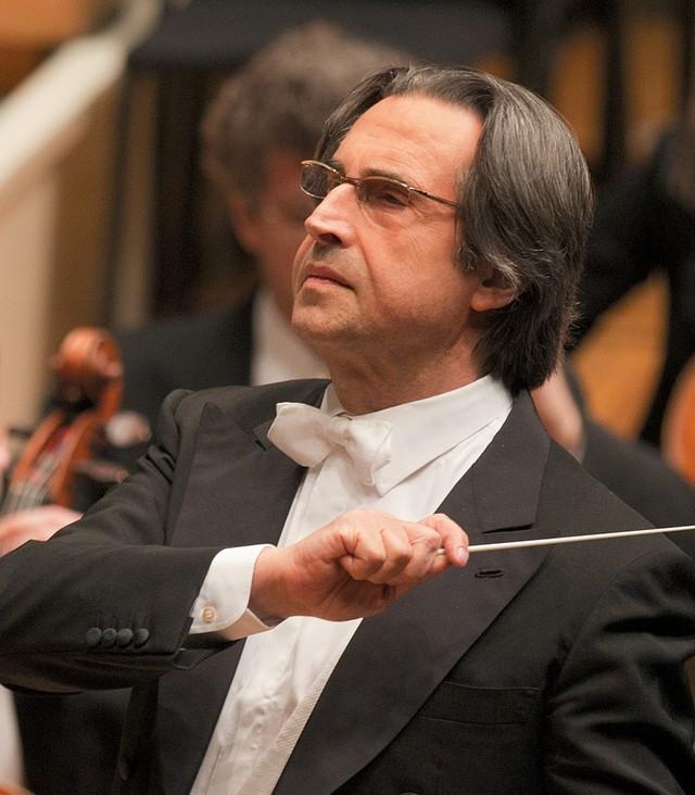 Image result for Riccardo Muti