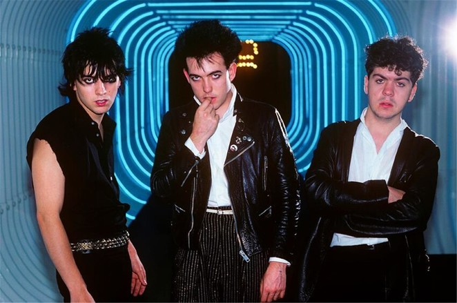 Image result for The Cure 1981