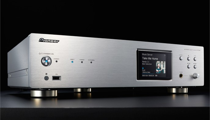 Image result for Pioneer - N-70AE