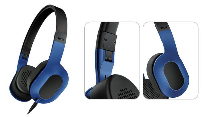 KEF M400 Hi-Fi Headphones - Precision Design