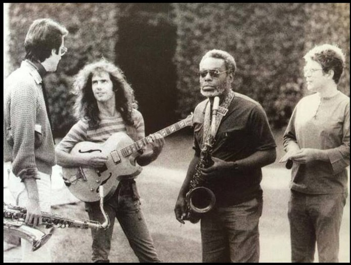 Image result for pat metheny charlie haden