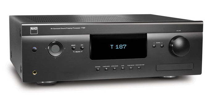 Image result for NAD T 187
