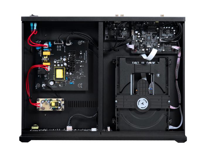 Emotiva Black BasX CD-100 Precision CD Player/Transport