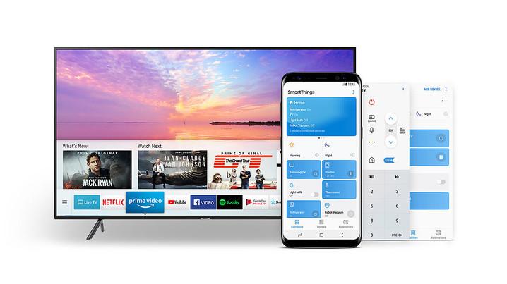 Aplicația SmartThings, o singură aplicație pentru toate