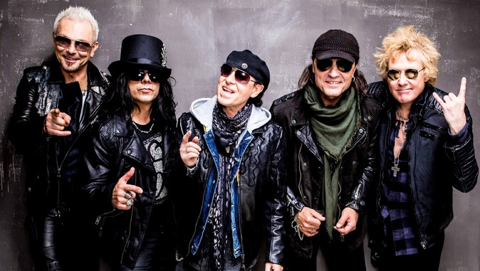 Image result for scorpions band