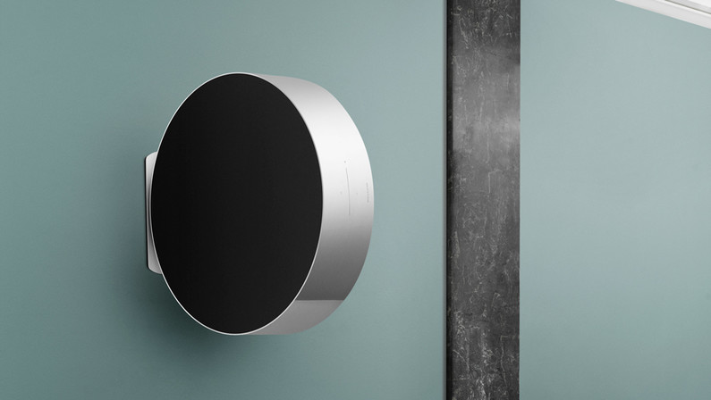 Image result for beosound edge wall mount