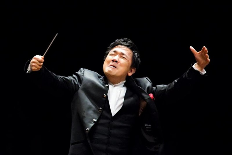 Image result for eiji oue conductor