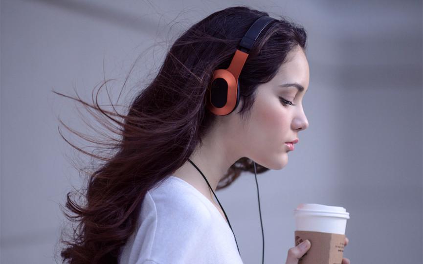 KEF M400 Hi-Fi Headphones