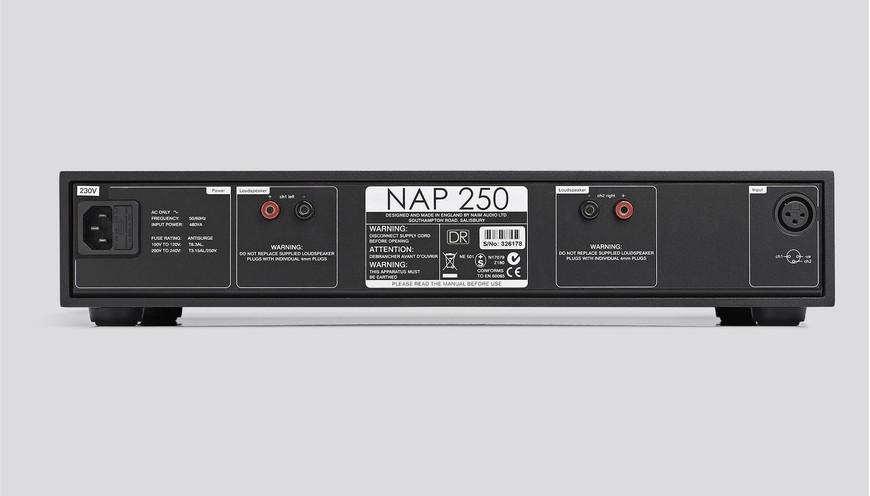 Image result for NAP 250 DR