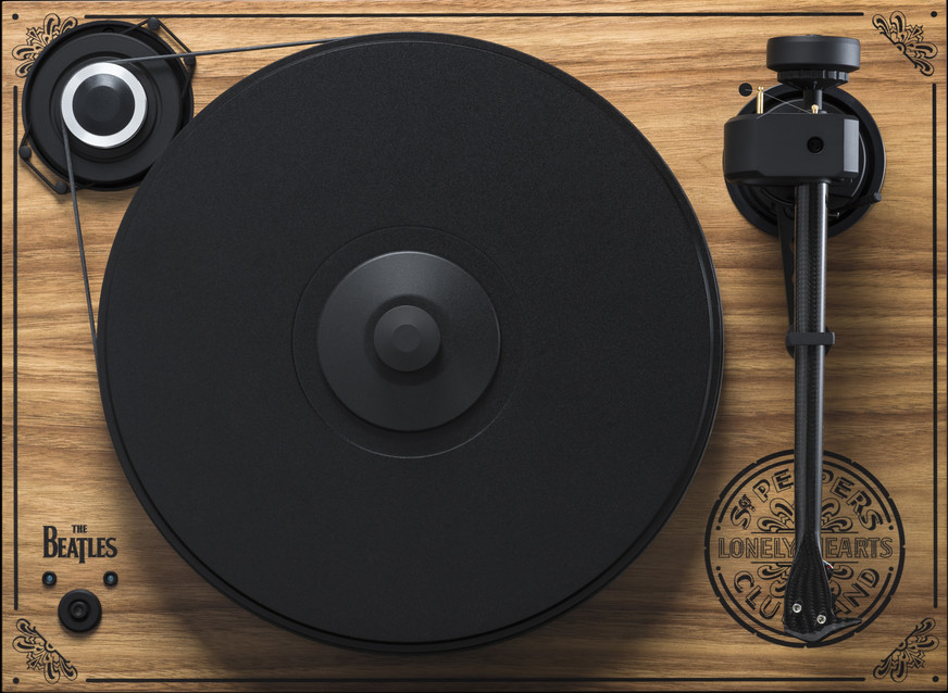 Pro-Ject Turntables for the 50th Anniversary of the Beatles' Sgt. Pepper's  Lonely Hearts Club Band album - Dagogo