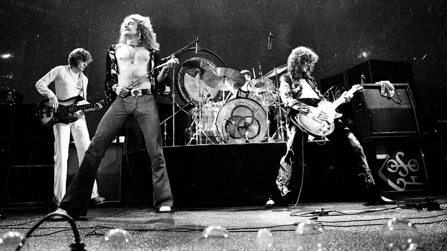 Image result for ZEPPELIN IV REVIEW
