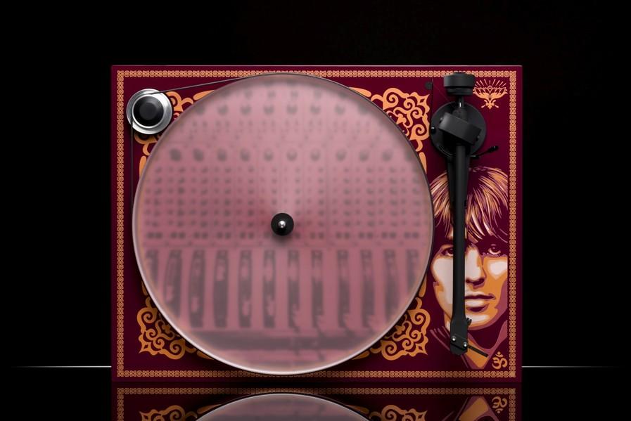 George Harrison Recordplayer – Pro-Ject Audio Systems